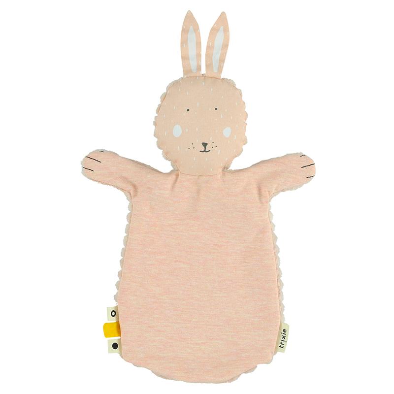 Trixie Baby® Ročna lutka Mrs. Rabbit
