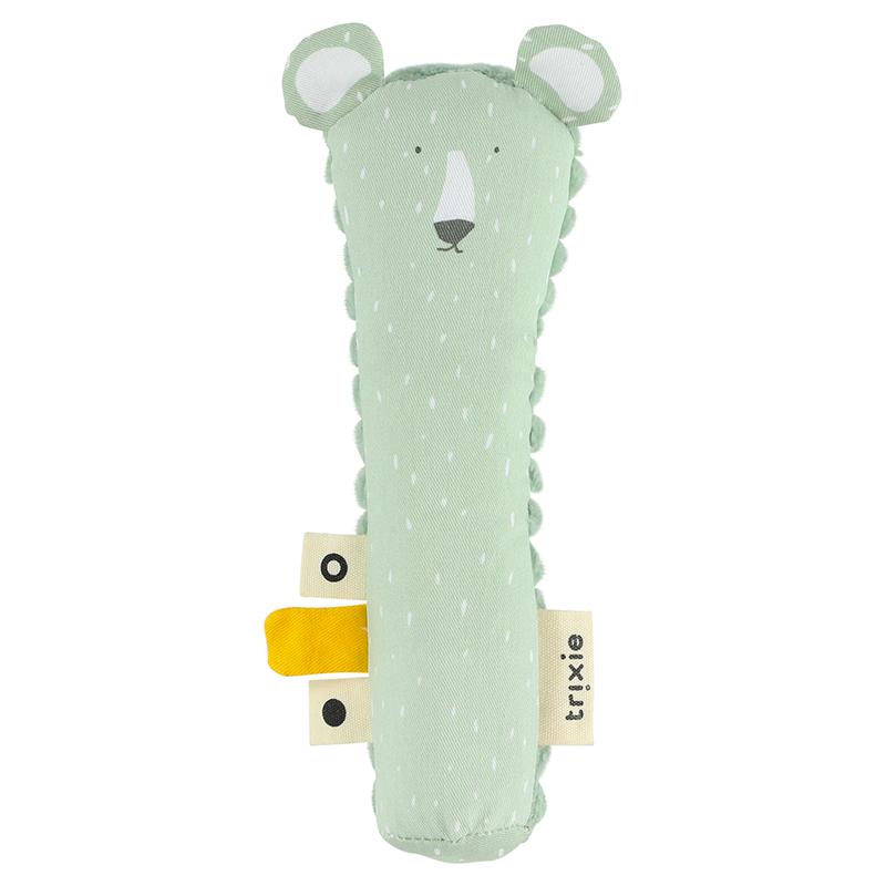 Trixie Baby® Piskajoča ropotuljica Mr. Polar Bear