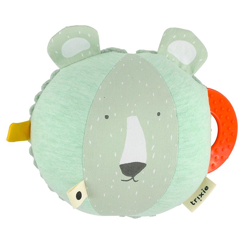 Trixie Baby® Aktivnostna žogica Mr. Polar Bear
