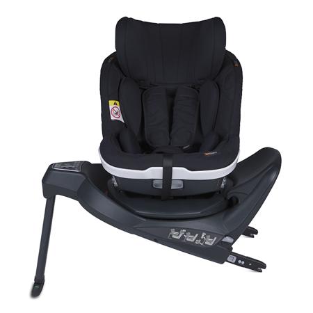 Slika Besafe® Otroški avtosedež iZi Twist i-Size 0+/1/2/3 (0- 18 kg) Black Cab