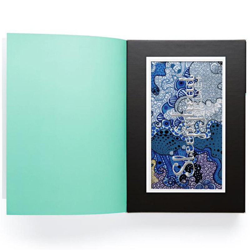 Sleepyhead® Bombažna prevleka za gnezdece Deluxe+ (0-8m) - The Big Blue Chiaro