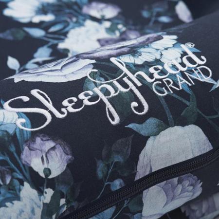 Sleepyhead® Bombažna prevleka za gnezdece Grand (9-36m) - Midnight Garden