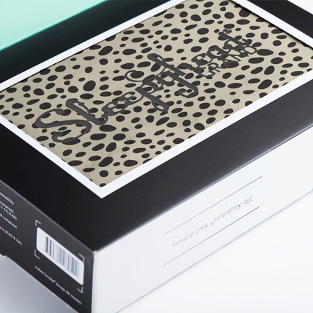 Sleepyhead® Bombažna prevleke za gnezdece Grand (9-36m) - Painted Spots