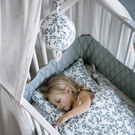 CamCam® Otroška posteljnina Fiori 70x100 in 100x140