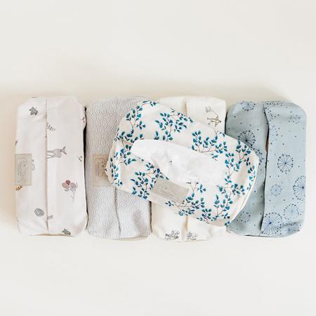 CamCam® Toaletna torbica za vlažilne robčke Fiori