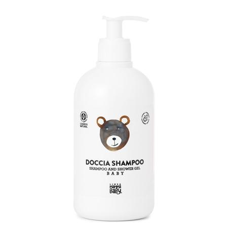 Slika Linea MammaBaby® Gel za prhanje in šampon za lase Giacomino 500 ml