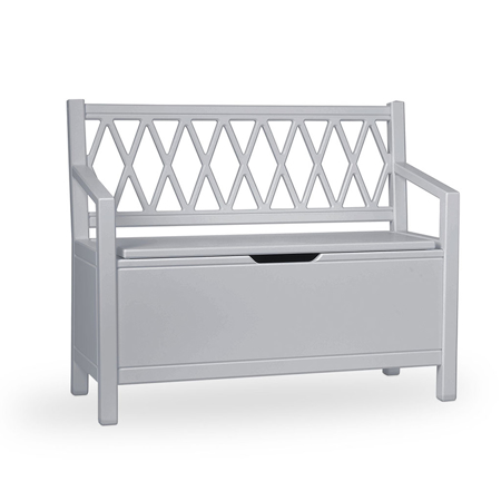 Slika CamCam® Otroška klop za shranjevanje Grey