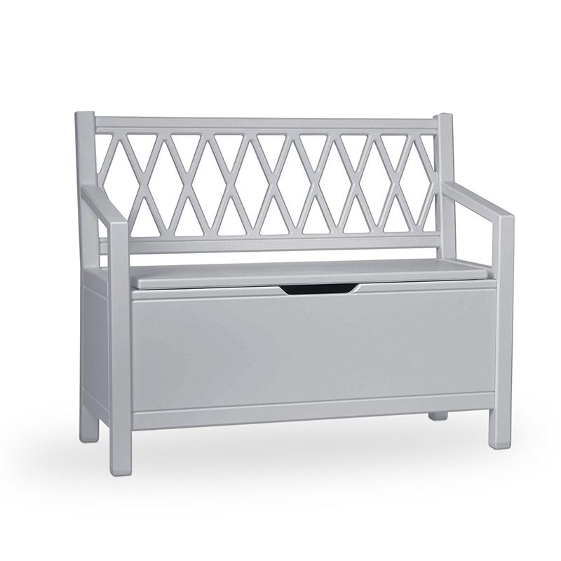 CamCam® Otroška klop za shranjevanje Grey