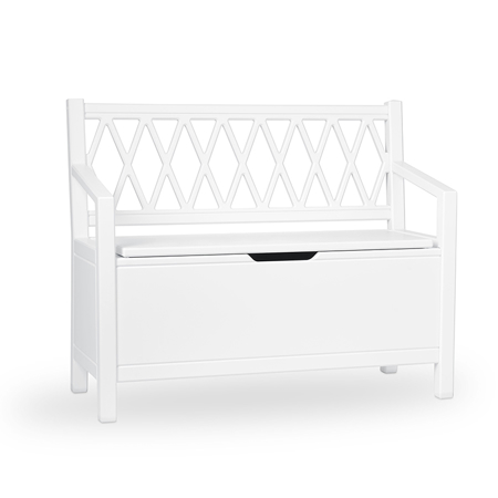 Slika CamCam® Otroška klop za shranjevanje White