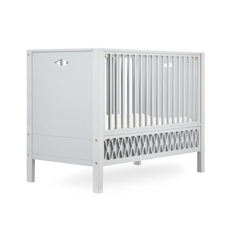 CamCam® Otroška postelja Grey 140x70