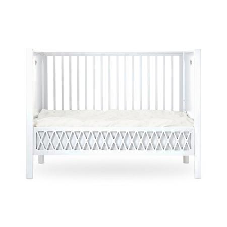 Slika CamCam® Otroška postelja White 140x70