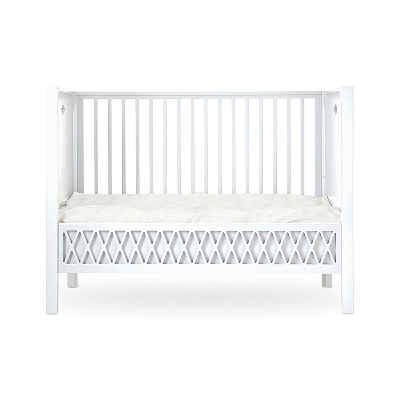 CamCam® Otroška postelja White 140x70