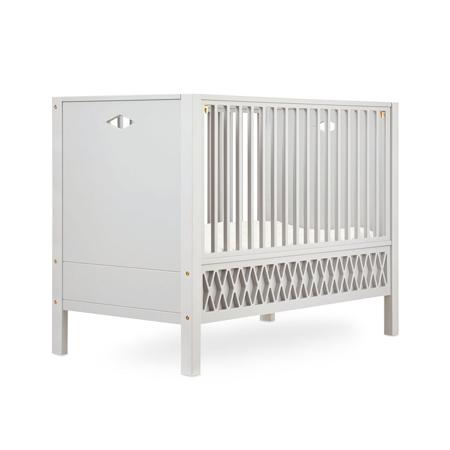 CamCam® Otroška postelja Light Sand 140x70
