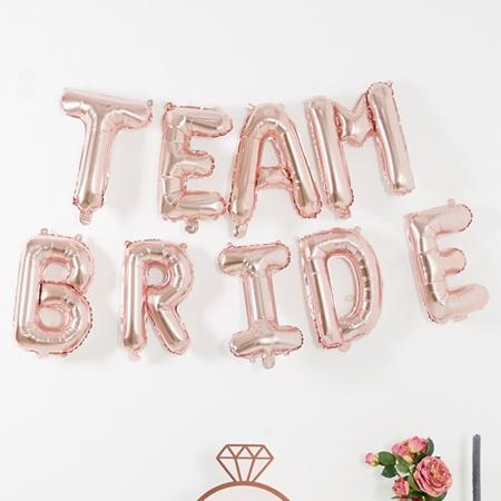 Ginger Ray®  Viseči baloni Team Bride
