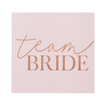 Slika Ginger Ray® Knjiga spominov Team Bride