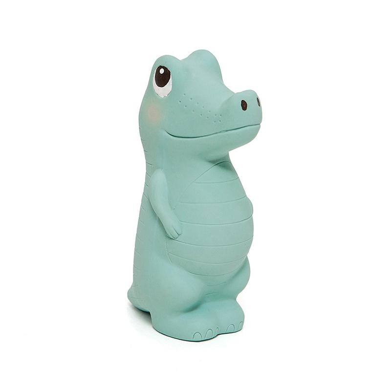 Petit Monkey® Igrača iz 100% naravne gume Charlie the Crocodile