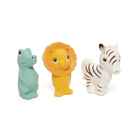 Petit Monkey® Igrača iz 100% kavčuka Leo the Lion