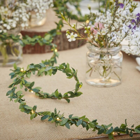 Slika Ginger Ray® Namizne dekorativne lučke Foliage