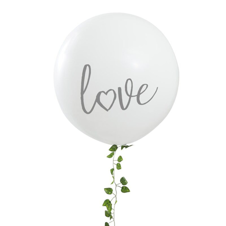 Ginger Ray® Velik balon Love