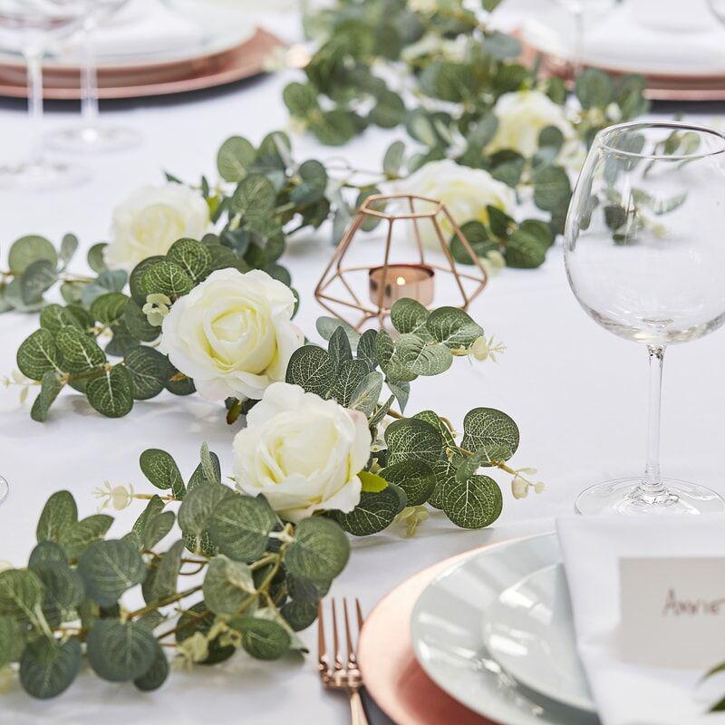 Ginger Ray® Namizne dekorativne vrtnice