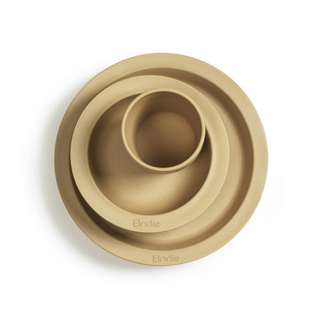 Slika Elodie Details® Jedilni set iz bambusa Gold