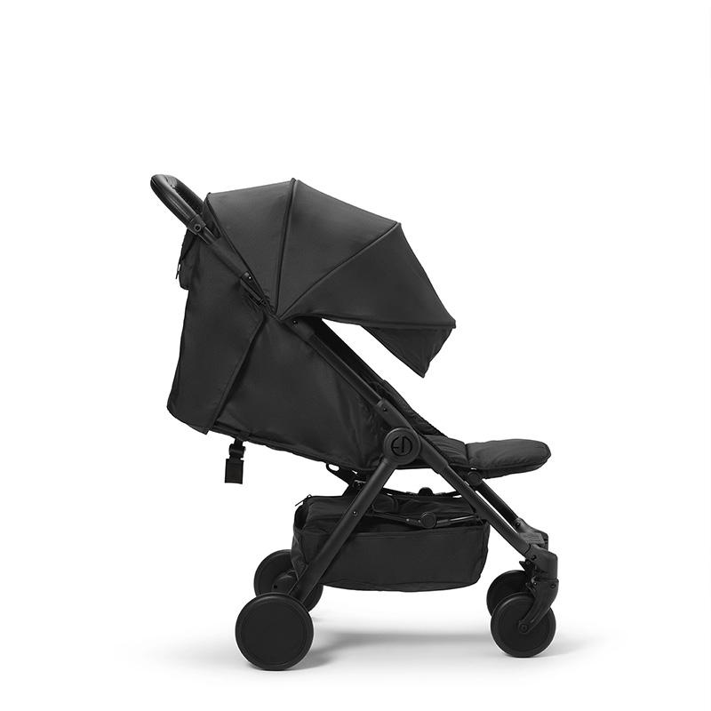 Elodie Details® Otroški voziček MONDO Black