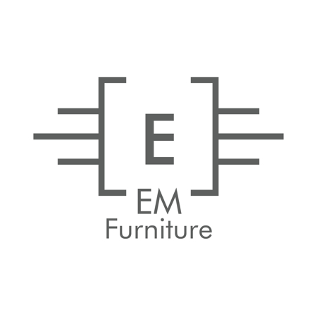 EM Furniture Otroška mizica Grey