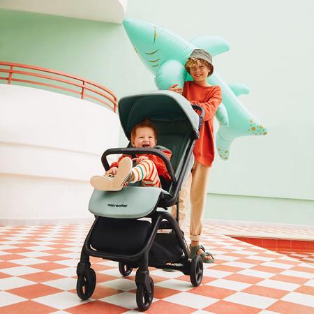 Easywalker® Otroški voziček Miley Desert Pink