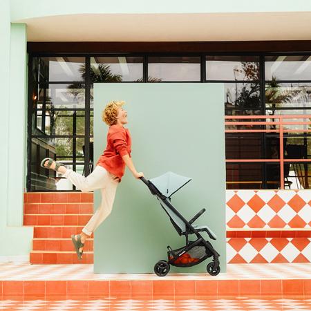 Easywalker® Otroški voziček Miley Ocean Blue