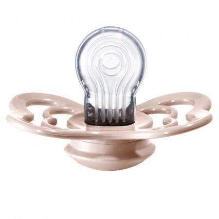 Slika Bibs® Duda Supreme Silikon Blush & Ivory 1 (0-6m)