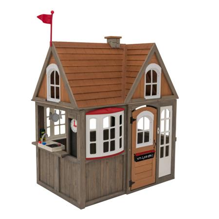 Slika KidKraft® Lesena hiška Greystone Cottage