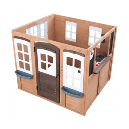 KidKraft® Lesena hiška Fairmeadow