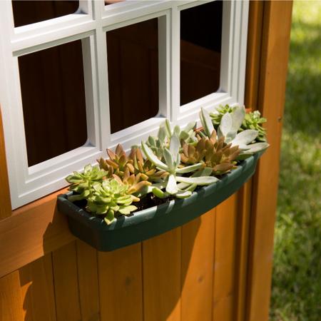 KidKraft® Lesena hiška Garden View