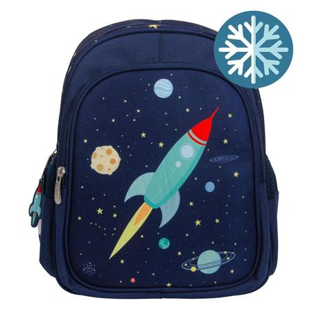 Slika A Little Lovely Company® Izoliran otroški nahrbtnik Space