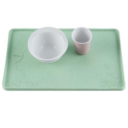 Slika Hevea® Podloga za hranjenje Upcycled Mint