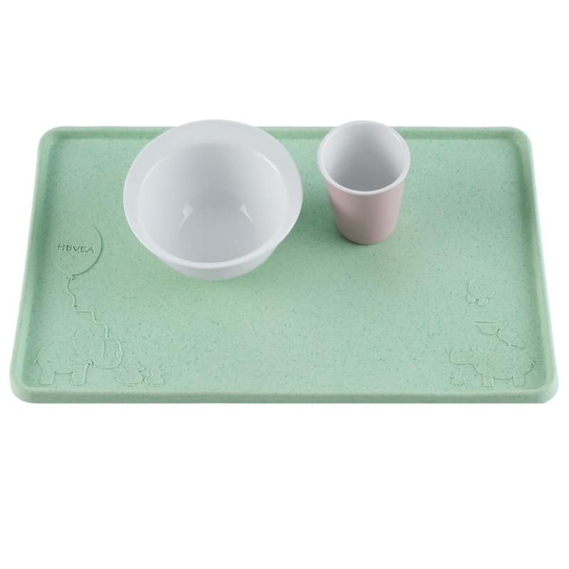 Hevea® Podloga za hranjenje Upcycled Mint