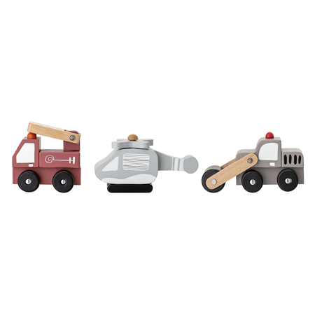 Immagine di Bloomingville® Set di giochi Toy Car