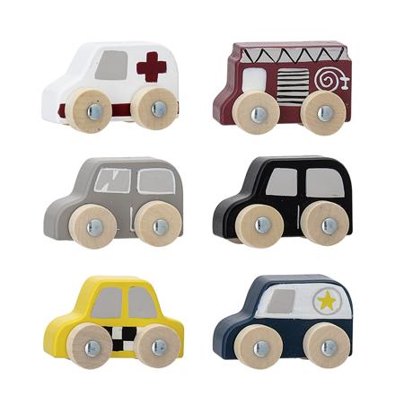 Slika Bloomingville® Igralni set Avtomobilčki