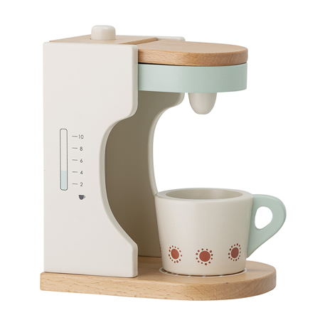 Bloomingville® Play Set, Coffee maker, Multi-color, Beech