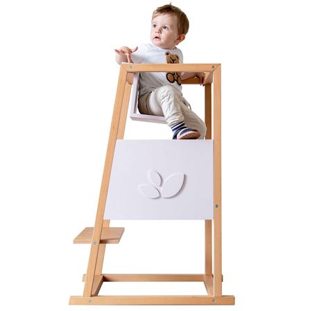 Slika Trucioli & Coccole® Stolp za učenje in hranjenje Lerni