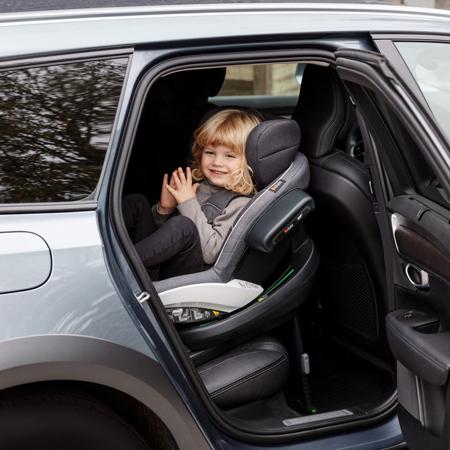 Slika Besafe® Otroški avtosedež iZi Modular X1 i-Size (40-75 cm) Premium Car Interior Black