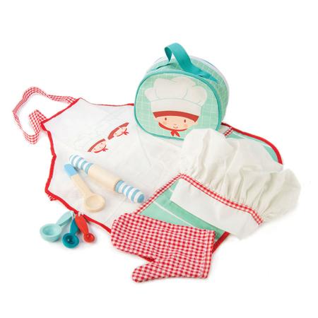 Slika Tender Leaf Toys® Kuharska torba Chef's Bag Set