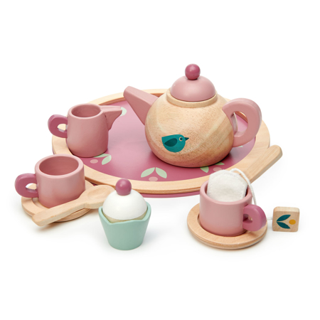 Slika Tender Leaf Toys® Čajanka Birdie Tea Set