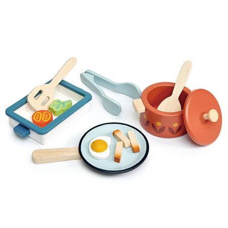 Slika Tender Leaf Toys® Lonci in ponve Pots and Pans