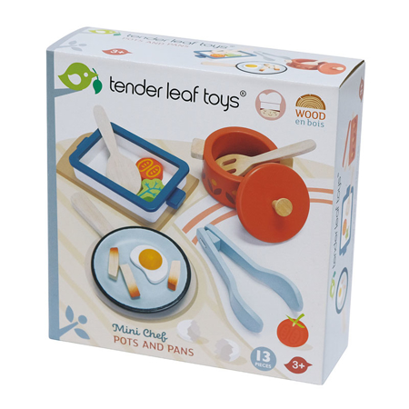 Tender Leaf Toys® Lonci in ponve Pots and Pans