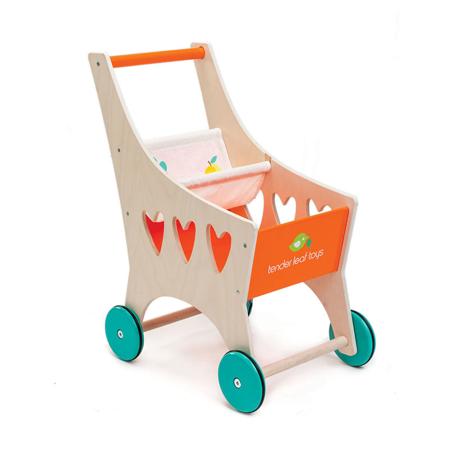 Slika Tender Leaf Toys® Nakupovalni voziček Shopping Cart