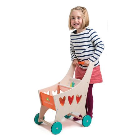 Tender Leaf Toys® Nakupovalni voziček Shopping Cart