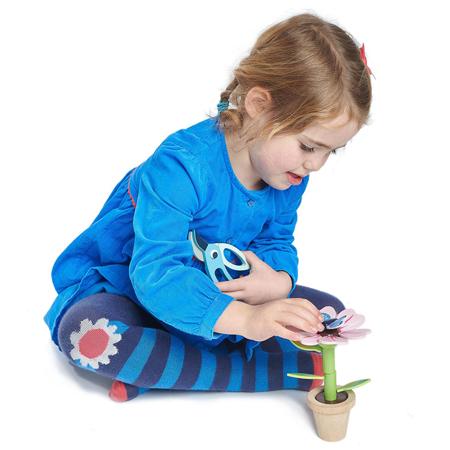 Tender Leaf Toys® Cvetlični set Blossom Flowerpot Set