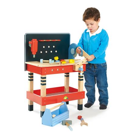Tender Leaf Toys® Miza z orodjem Tenderleaf Tool Bench