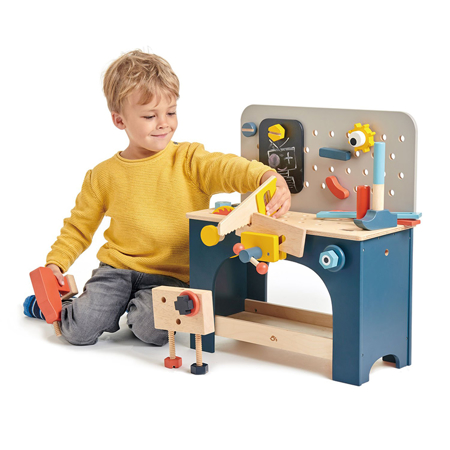 Tender Leaf Toys® Table Top Tool Bench